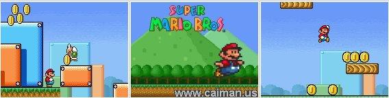 Super Mario Brothers PC