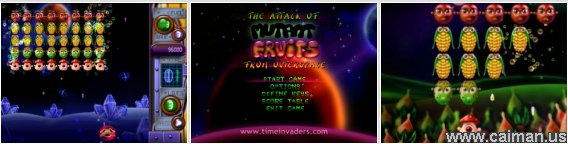 The Attack of Mutant Fruits