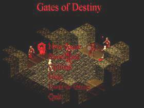 Gates Of Destiny
