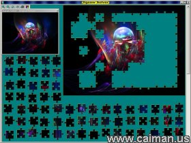 Jigsaw Solver 50