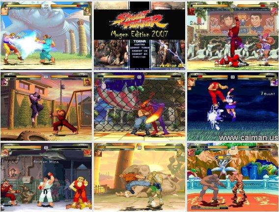 Street Fighter Mugen Edition 2007