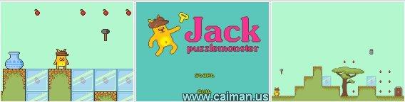 Jack Puzzlemonster