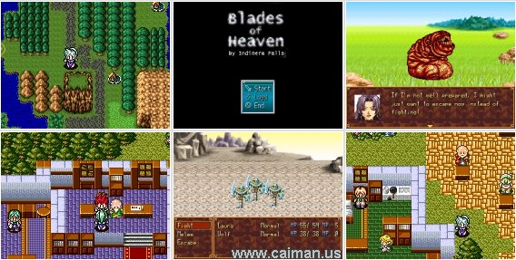Blades of Heaven