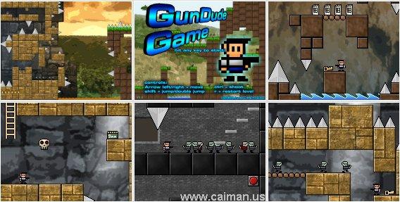 GunDude Game