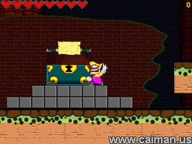 Wario and the Magic Map
