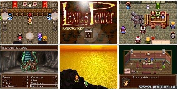 Laxius Power 2
