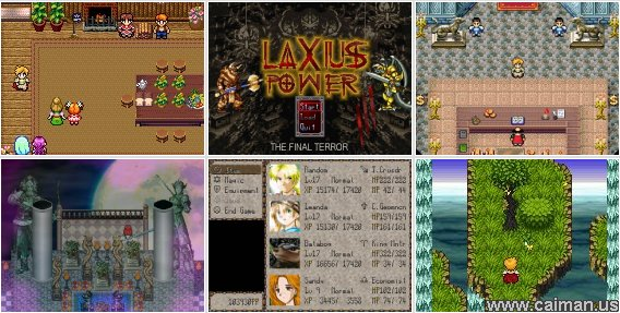 Laxius Power 3 - The Final Terror
