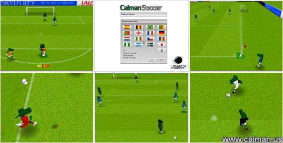 Caiman Soccer