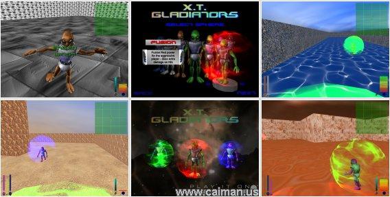 X.T. Gladiators