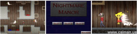 Nightmare Manor