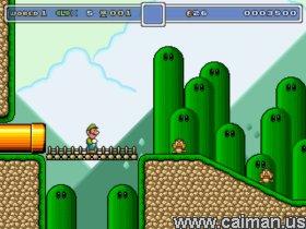 Super Luigi and the Golden Shrooms