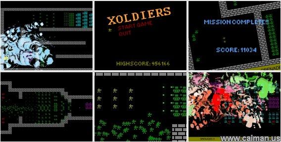 Xoldiers