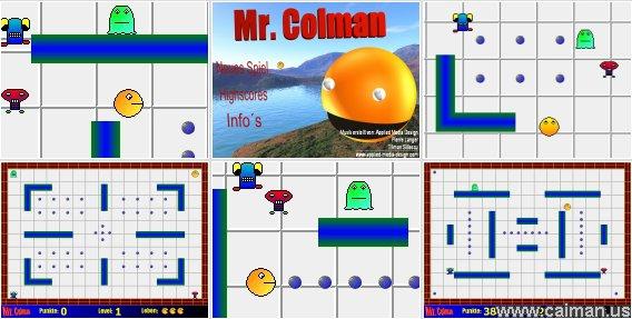 Mr. Colman