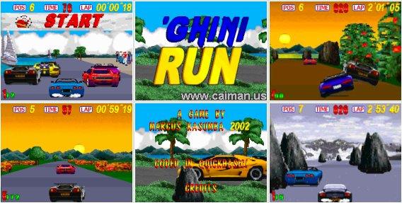 Ghini Run