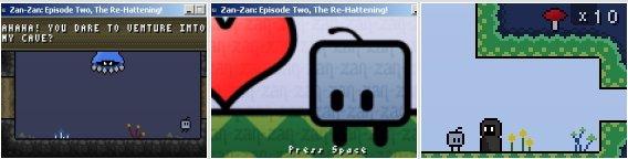 Zan-Zan 2: The Re-Hattening