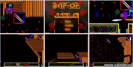 Eo Neo Fire: Ocean Fox