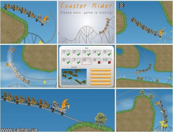 Coaster Rider