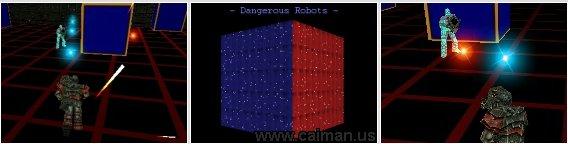 Dangerous Robots