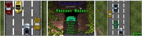 Freeway Racer