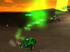 Sand Racers