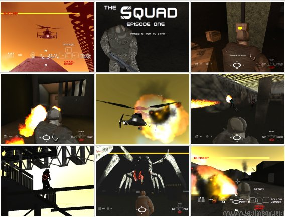 The Squad - Episode One