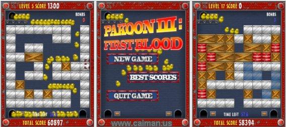 Pakoon 3 - First Blood