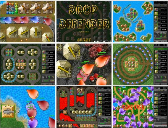 Drop Defender