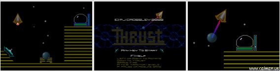 Thrust PC
