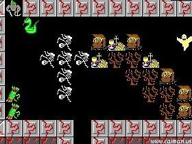 Dungeons of Grimlor: Demon King
