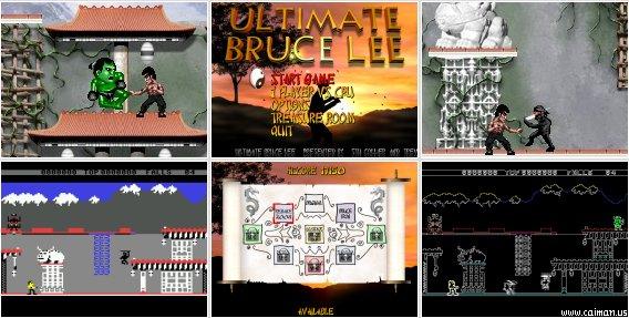 Ultimate Bruce Lee