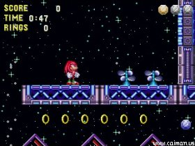 Knuckles Crackers DX