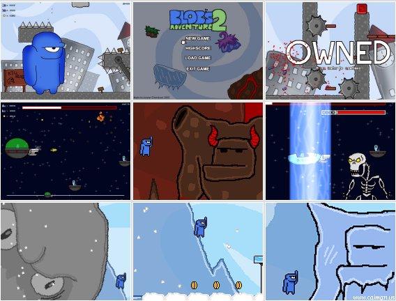 Blob's Adventure 2
