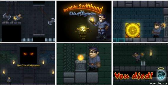 Robbie Swifthand