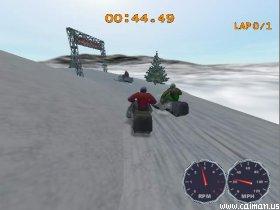 MotorSled 2k2