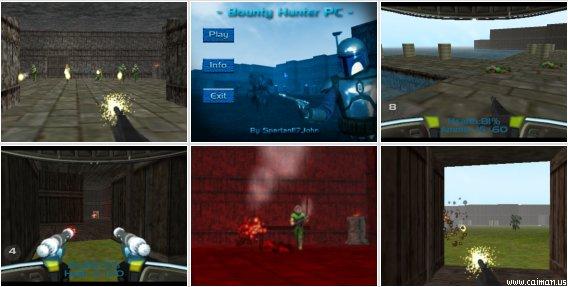 Bounty Hunter PC