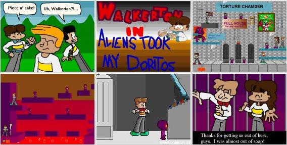Walkerton 1 - Aliens Took My Doritos