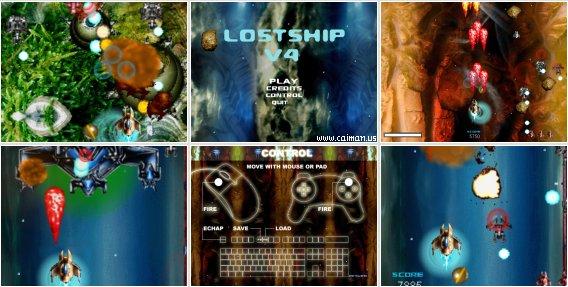 Lost Ship V4