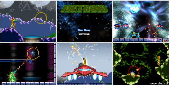 Metroid: Bounty