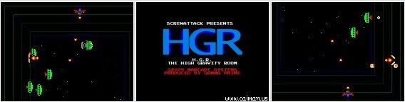 HGR - The High Gravity Room