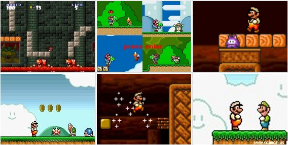 Ultimate Super Mario World
