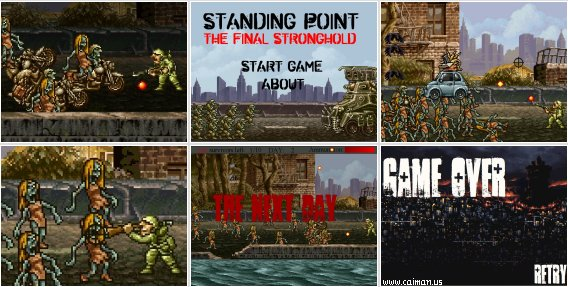 Standing Point: The Final Stronghold