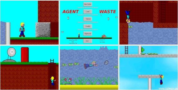 Agent Waste
