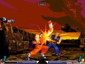 Garou Densetsu vs Street Fighter 2