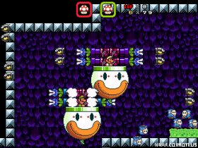 Caiman free games: Super Mario Bros  X by Andrew Spinks aka