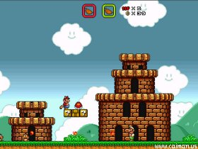 Caiman free games: Super Mario Bros  X by Andrew Spinks aka Redigit