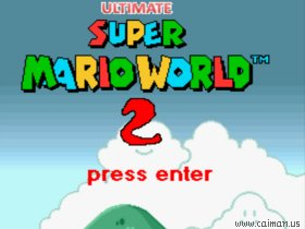 Ultimate Super Mario World 2