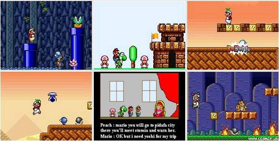 Ultimate Super Mario World 2