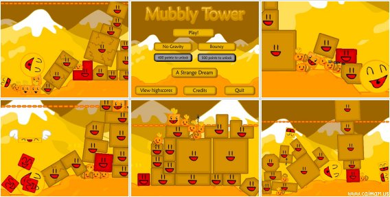 Mubbly Tower
