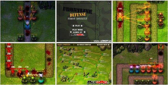 Frontline Defense First Assault