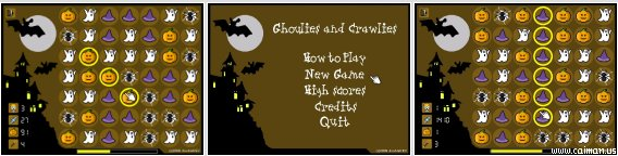 Ghoulies and Crawlies